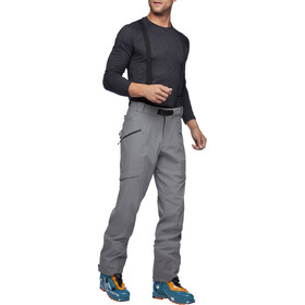 Black Diamond Dawn Patrol Pantaloni Uomo, ash